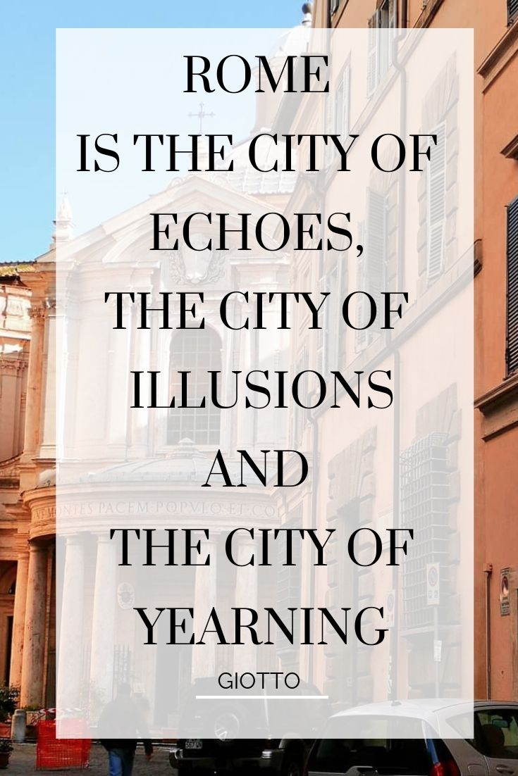 The best Rome quotes that will make you want to go right now
