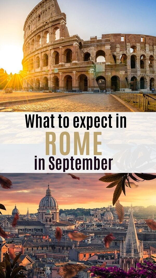 Rome In September All You Need To Know 2020 Update Mama Loves Rome